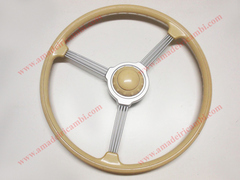 Steering wheel for out of series Lancia Aprilia