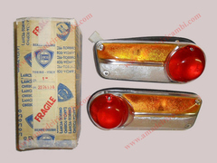 Tail lamps for Lancia Fulvia Coupé