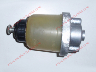 Brake fluid reservoir - Lancia, various models with Dunlop system