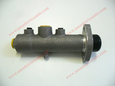 Brake master cylinder - Lancia Flavia, models with separate reservoir