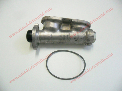 Brake master cylinder, complete without reservoir - Lancia Fulvia 1° series