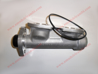 Brake master cylinder, complete without reservoir - Lancia Fulvia 1° series GTE and Coupé 1.3S