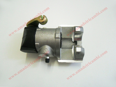 Rear left brake caliper - Fiat, various models with Bendix system