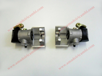 Rear brake calipers - Fiat, various models with Bendix system