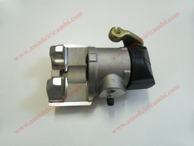 Rear right brake caliper - Fiat, various models with Bendix system