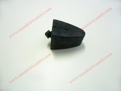 Rear suspension bump stop buffer - Lancia Fulvia 2° series Coupé and Sport, latest models