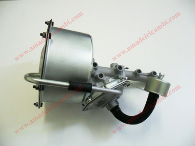 Brake booster, reconditioned - Lancia Flavia, models with Dunlop system