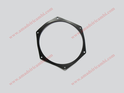 Brake booster main gasket - Lancia Flavia, models with Dunlop system
