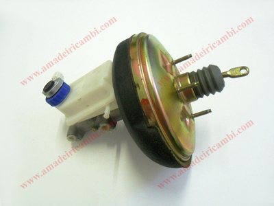 Brake booster, complete with brake master cylinder - Lancia Thema Ferrari 8.32