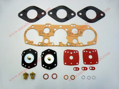 Carburettors overhaul kit, Solex - Lancia Flaminia Coupé Pininfarina 3B