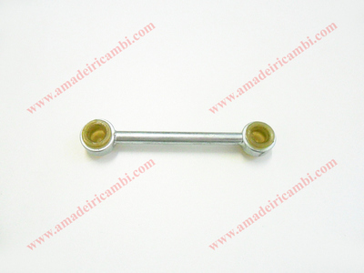 Conrod for braking corrector spring - Lancia Fulvia, with Girling system