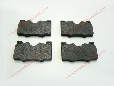 Front brake pads - Lancia Fulvia, models with Girling system