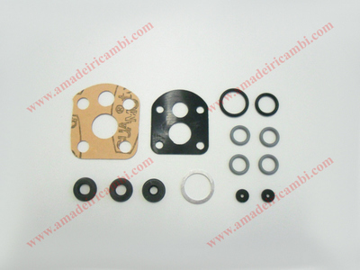 Brake booster overhaul kit - Lancia Flavia, models with Dunlop system