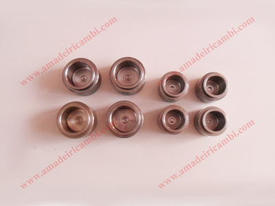 Front brake caliper pistons - Lancia Fulvia, models with Girling system