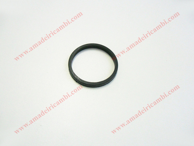 Tank filler extension gasket, inner side - Lancia Appia 3° series