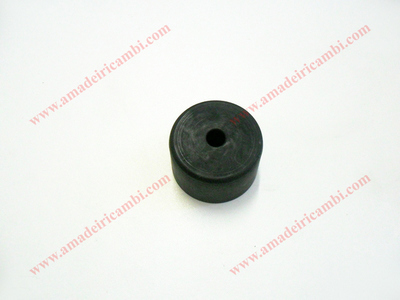 Engine support rubber buffer, lower - Lancia Aprilia, latest models