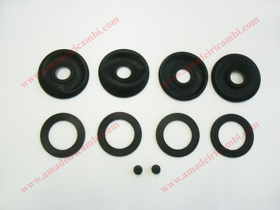 Front brake cylinders overhaul kit - Lancia, various models with Dunlop system