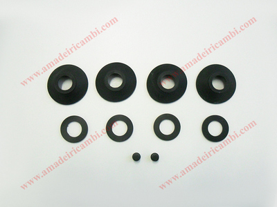Rear brake cylinders overhaul kit - Lancia, various models with Dunlop system