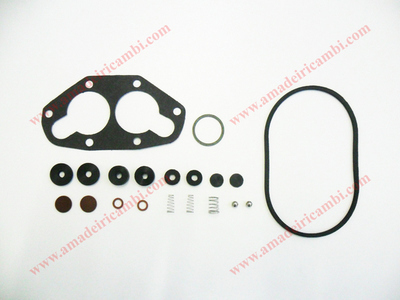 Overhaul kit for suspension fluid reservoir - Lancia, various models with Sabif system