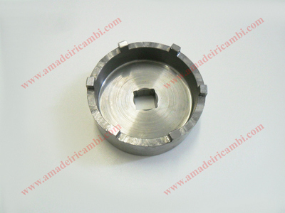 Tool for bearing locking ring nut, front inner - Lancia Fulvia