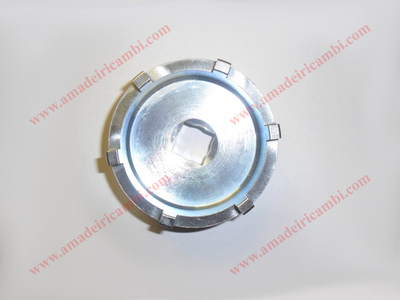 Tool for bearing locking ring nut, rear outer - Lancia Fulvia, earliest models