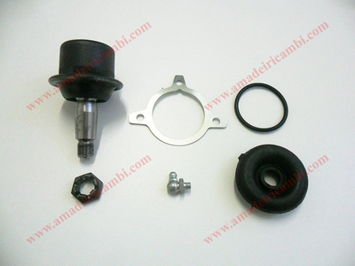 Suspension ball joint, lower side - Lancia Fulvia