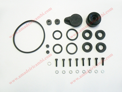 Overhaul kit for brake master cylinder - Lancia Flavia, models with Dunlop system