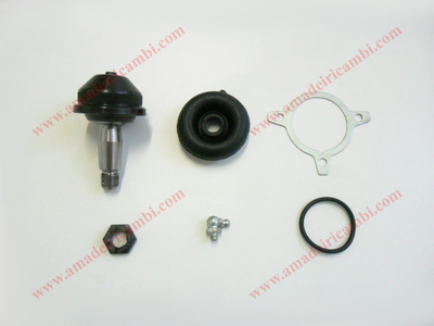 Suspension ball joint, upper side - Lancia Fulvia