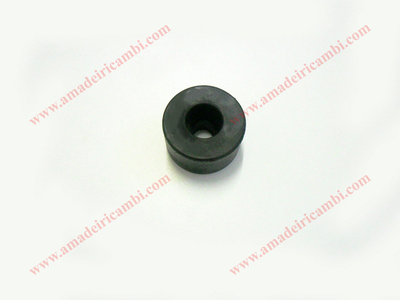 Engine support rubber buffer, lower - Lancia Flaminia